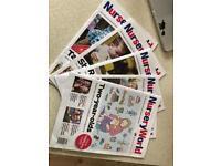 Nursery world magazines