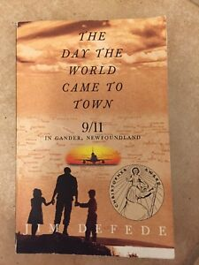 The Day The World Came To Town 9/11 In Gander, Newfoundland