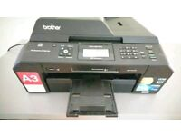 Brother MFC-J5910DW A3 All-in-one Printer B&W ONLY