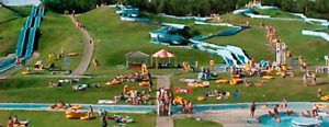 7 (seven) Passes for Kanosee Waterpark