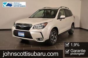 2014 Subaru Forester XT Touring 1.9%
