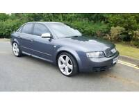 Audi S4, low Miles, FSH, Lots of Extras