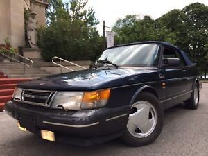 1993 Saab 900 Turbo Convertible only 103k miles great driver