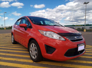 2013 Ford Fiesta SE, No Accidents