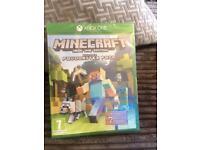 Brand new sealed Minecraft Game Xbox one