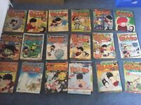 Collection of 174 Beano comics from 1999-2004