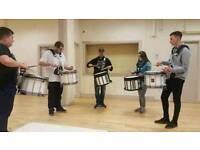 Drumming lessona