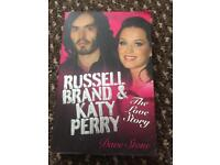 Russel brand and Katy perry book