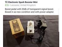 Spark Booster Mini Pedal