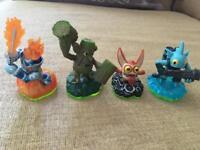 Skylanders 360 Wii PS characters £3 each