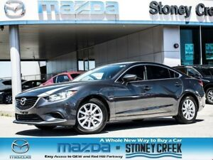 2015 Mazda MAZDA6 GX, .65% FIN, TINTED+ALLOY, 1 OWNER, ACC FREE!