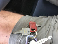 Set de clés