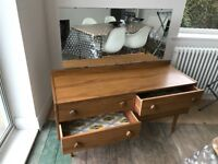 MidCentury G Plan style Dressings table