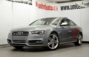2016 Audi S5 3.0T Progressiv Plus - NAV-PUSH START-DYNAMIC SUSP