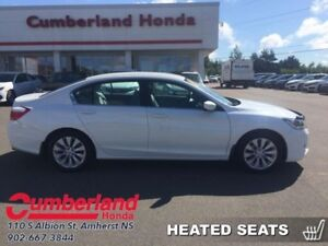 2015 Honda Accord Sedan LX  - Bluetooth -  Heated Seats