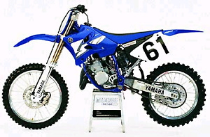 2004 yz125 parts