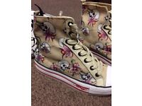 Ed Hardy Boots - Brand new. Size 37. Womens. Never worn