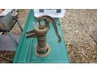 Garden water pump