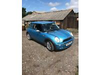 2005 mini one 1.6 Petrol spares or repairs