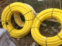 60mm drainage 50 meter rolls 4 rolls available