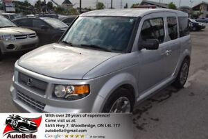 2008 Honda Element SC 5 speed manual