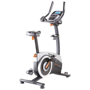 NordicTrack ELITE 4.4 Upright Bike  (Only Used ONCE)  Mint Cond