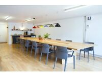 Bright & Spacious Media Style Office in Haggerston - Available Now