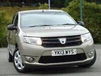 2013 Dacia Sandero 1.2 16V Ambiance 5 door Petrol Hatchback