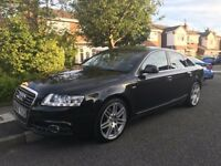 Audi A6 S Line Special Edition 2.7 TDI Automatic 2011 FSH HPI Clear