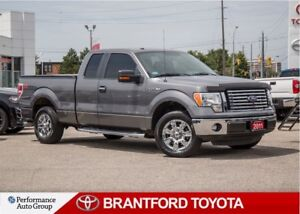 2011 Ford F-150 XLT, XTR, 4x2, ONLY 107722 Kms, One Owner