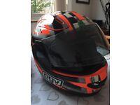AGV Demon V Top Motorbike Helmet