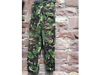 Combat Army trousers