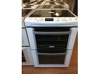Electrolux ceramic top cooker 600mm wide £180 can deliver