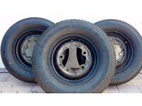 Vw Classic beetle wheels (smoothies)
