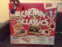 Amiga 500 cartoon classics RARE