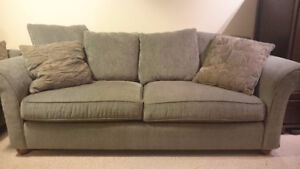 4-Piece Sofa Set (Couch, Loveseat, Chair, Ottoman)