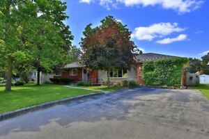 Gorgeous 4 bedroom Bungalow with Pool located in West Galt!