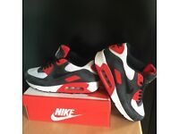 Nike air max 90's size 7