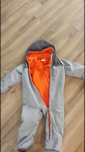 Toddler 18-24 mths Columbia 3 in 1 one-piece snowsuit. VEUC.