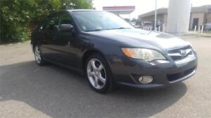 2008 Subaru Legacy Limited Sport Loaded Low Km Certified