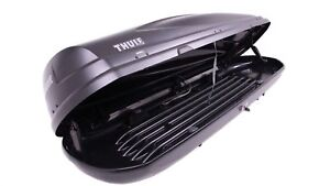 Thule Cargo Boxes and Roof Racks in Stock-Free Installation