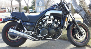 2007 Yamaha V Max - the original muscle bike - great condition
