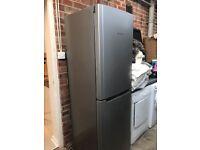 Large Hotpoint fridge freezer