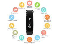 Now2 WeLoop Fitness Tracker with Heart Rate Monitor