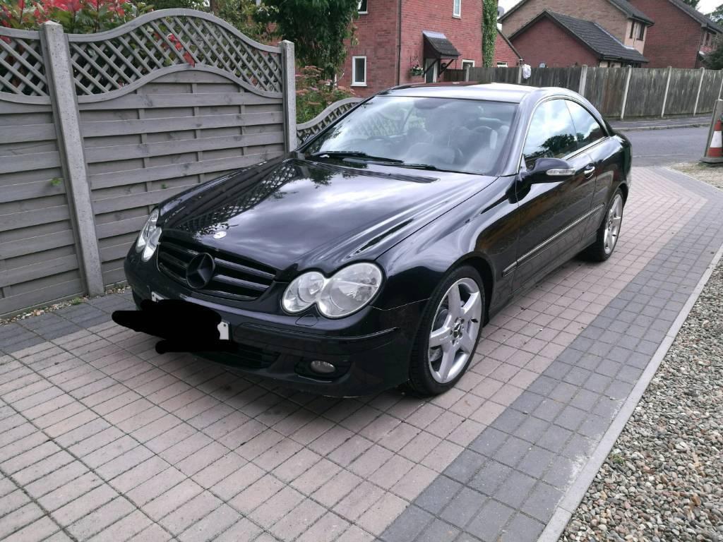 Mercedes Benz CLK 320Cdi