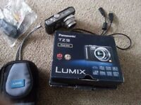 Panasonic Lumix TZ 9 digital camera