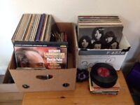 Job Lot of Vinyl Records (Pop/Rock/Classical/Mostly EX!).
