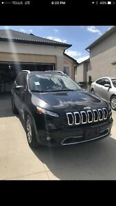 Jeep Cherokee Limited , 4X4 , 2014 , 38,000km only $21,000