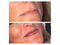 Models needed for eyeliner + lip semi permanent makeup half price of £150