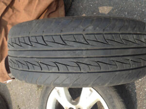Uniroyal  all season tires (4)